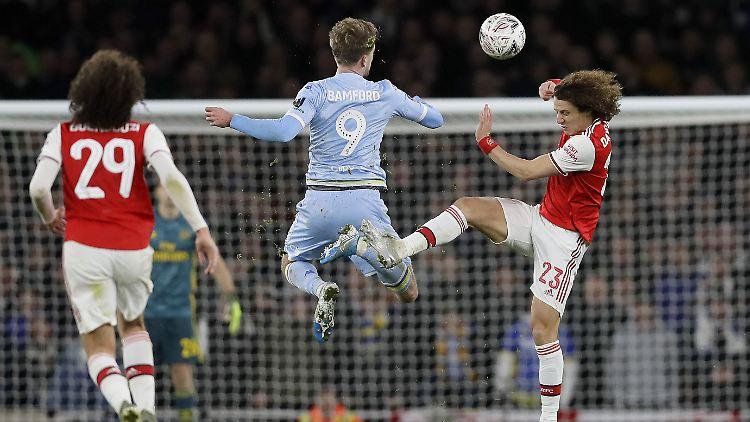 Arsenal Gegen Leeds