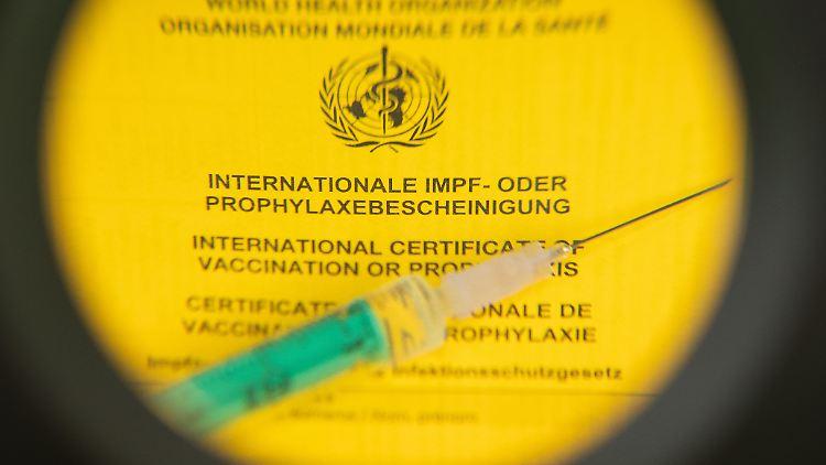 Im Kongo ist die Masernimpfrate in vielen Regionen niedrig