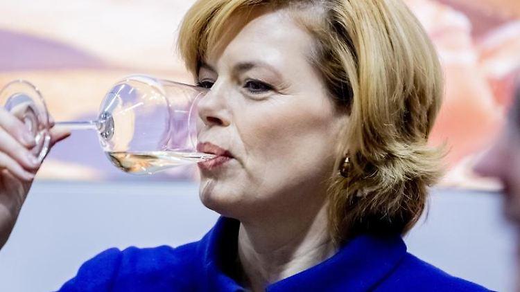Julia Klöckner (CDU), Bundesagrarministerin. Foto: Christoph Soeder/dpa/Archivbild