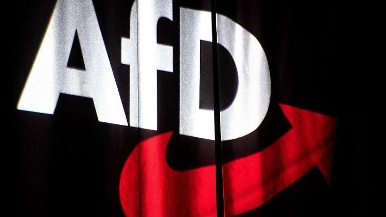 Die AfD strebt die 30 Prozent an. Foto: Sina Schuldt/dpa