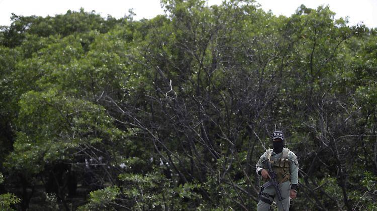 Die entlegene Region Panamas ist schwer zugänglich