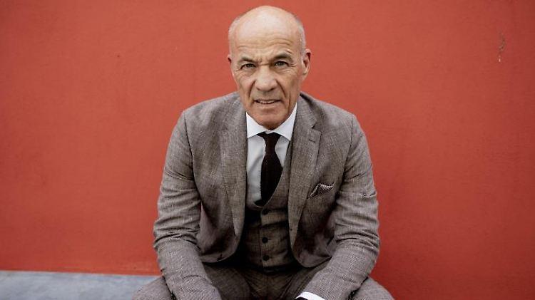 Heiner Lauterbach, Schauspieler. Foto: Christoph Soeder/dpa/archiv