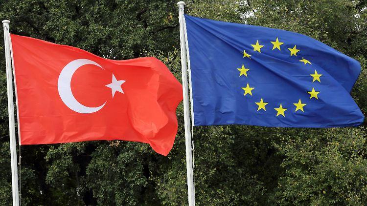 Seit über 20 Jahren ist die Türkei EU-Beitrittskandidatin. Die Verhandlungen kommen aber seit Jahren nicht mehr voran