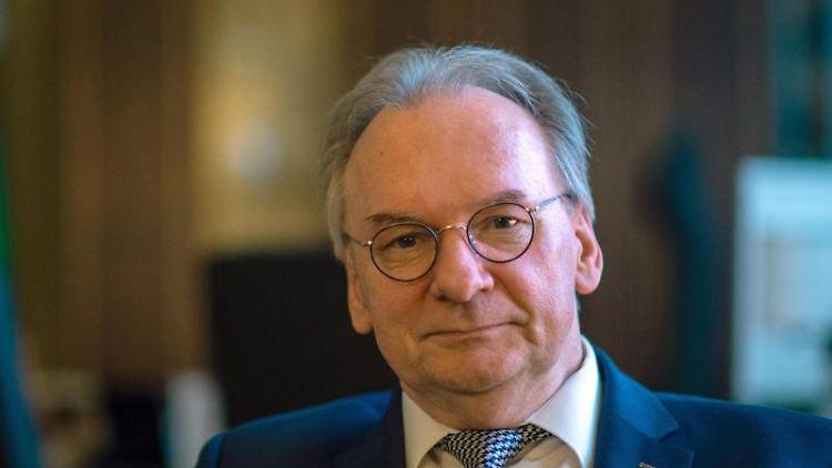 Reiner Haseloff (CDU), Ministerpräsident des Landes Sachsen-Anhalt. Foto: Klaus-Dietmar Gabbert/dpa-Zentralbild/dpa/Archivbild