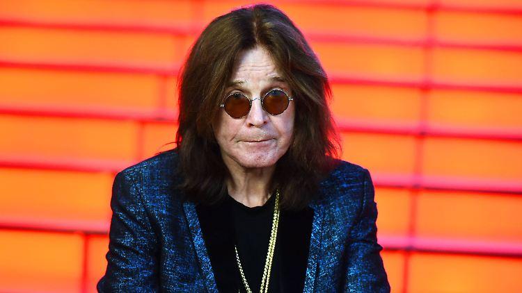 Ozzy Osbourne ist an Parkinson erkrankt - DER SPIEGEL - Panorama