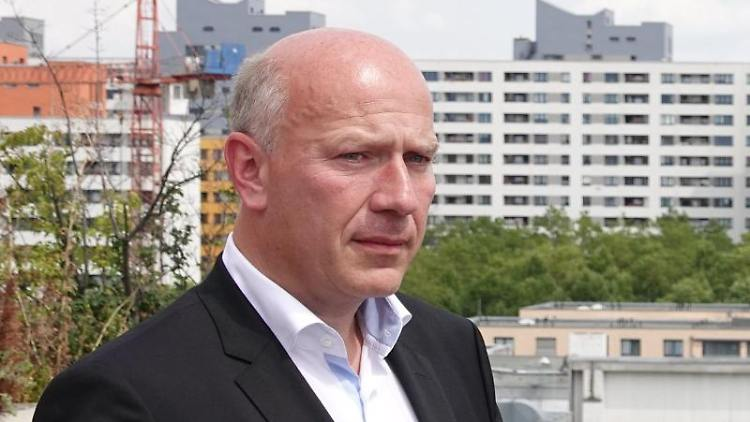 Kai Wegner, Berliner CDU-Landesvorsitzender. Foto: Taylan Gökalp/dpa/Archivbild