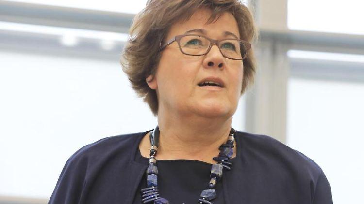 Petra Grimm-Benne (SPD), Ministerin für Arbeit, Soziales und Integration des Landes Sachsen-Anhalt. Foto: Peter Gercke/zb/Archiv
