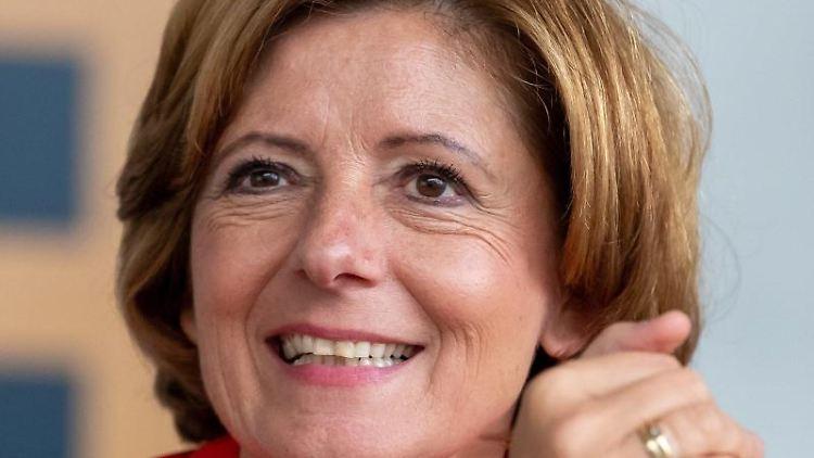 Malu Dreyer (SPD), Ministerpräsidentin von Rheinland-Pfalz. Foto: Jörg Halisch/dpa/Archivbild