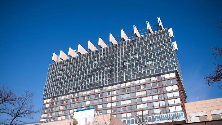 Das Bettenhaus der Universitätsklinik Köln. Foto: picture alliance / dpa/Archivbild