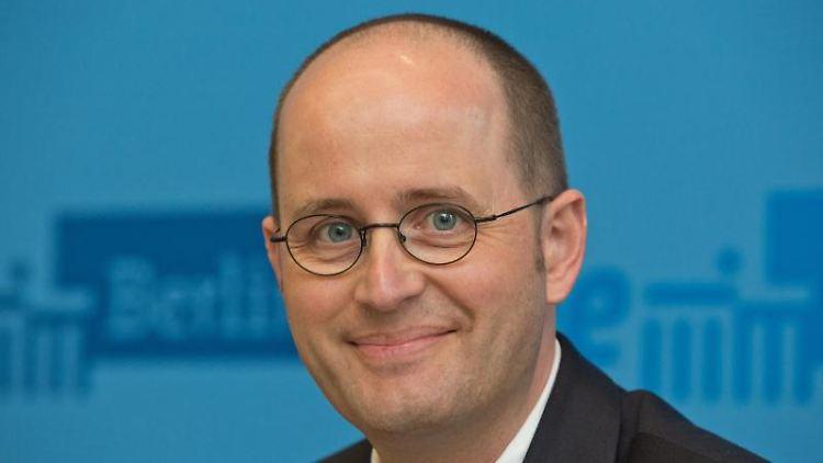 Alexander Straßmeir. Foto: Jörg Carstensen/dpa/Archivbild