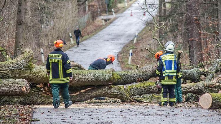 Straßensperrungen Saarland