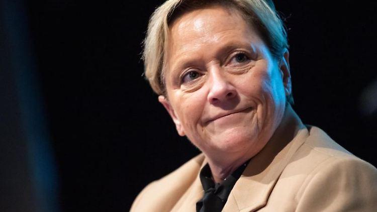 Susanne Eisenmann (CDU), Ministerin für Kultus, Jugend und Sport von Baden-Württemberg. Foto: Tom Weller/dpa/Archivbild