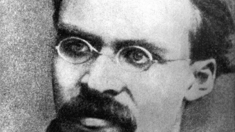 Die undatierte Aufnahme zeigt den deutschen Philosophen Friedrich Nietzsche. Foto: -/dpa/Archivbild