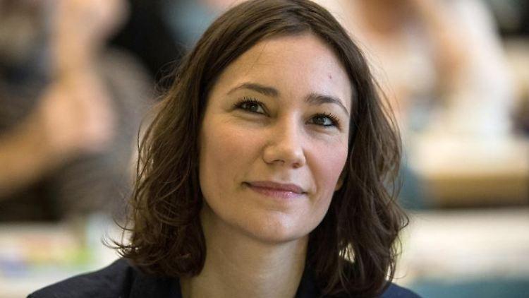 Anne Spiegel (Die Grünen), Familien- und Integrationsministerin im rheinland-pfälzischen Landtag. Foto: Andreas Arnold/dpa/Archivbild