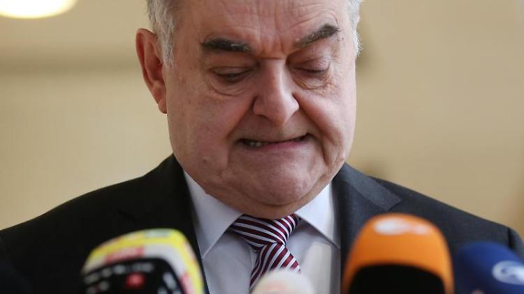 Herbert Reul (CDU), Innenminister in Nordrhein-Westfalen. Foto: Martin Gerten/dpa
