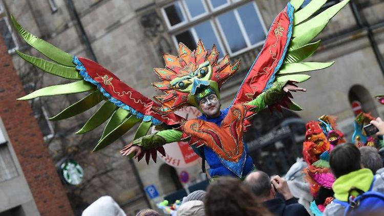 Karneval Bremen 2021