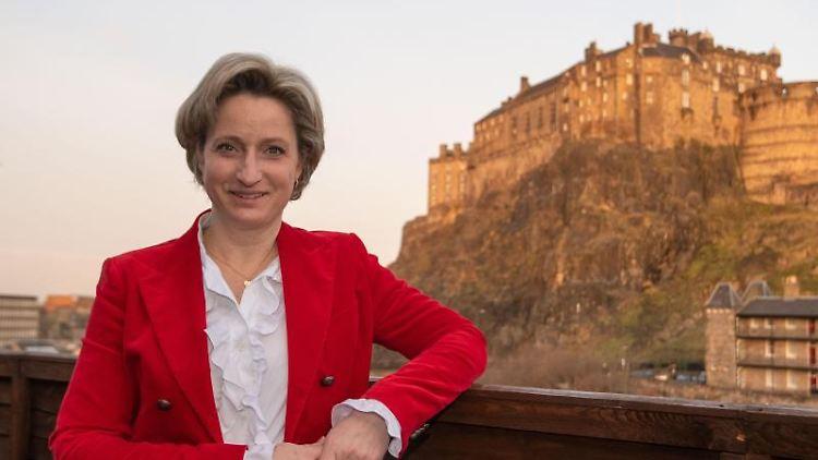 Nicole Hoffmeister-Kraut (CDU) posiert für ein Foto. Foto: Leif-Henrik Piechowski/Wirtschaftsministerium/dpa
