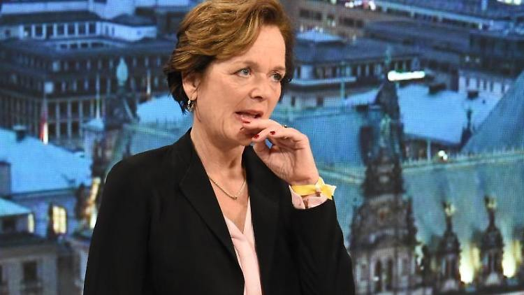 Die Spitzenkandidatin der FDP in Hamburg, Anna-Elisabeth von Treuenfels-Frowein. Foto: Marcus Brandt/dpa