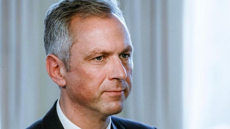 Matthias Boxberger, der Vorsitzende des Industrieverbands Hamburg. Foto: Markus Scholz/dpa/Archivbild