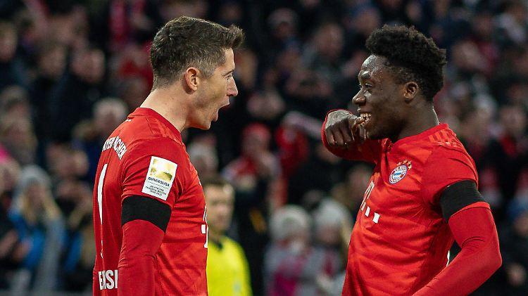 """Phonzy, Phonzy, Phonzy!"""": Wie Davies den FC Bayern verzaubert - n ..."""