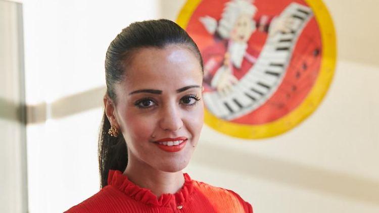 Sawsan Chebli (SPD). Foto: Annette Riedl/dpa/Archivbild