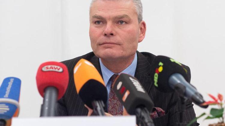 Holger Stahlknecht, Vorsitzender der CDU Sachsen-Anhalt. Foto: Klaus-Dietmar Gabbert/dpa-Zenralbild/ZB/Archivbild