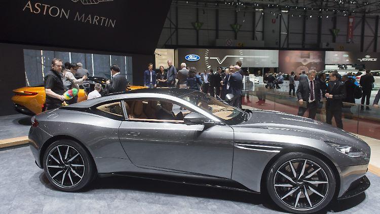 Der Börsen Tag Aston Martin Aktien Gehen Durch Die Decke N Tv De