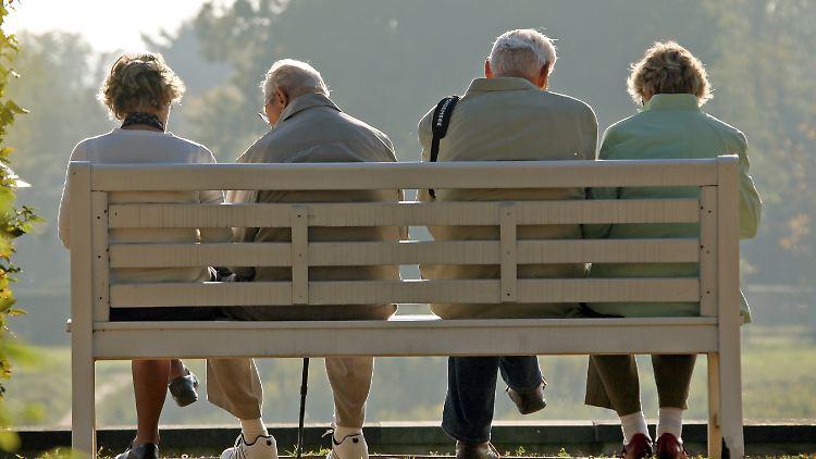 Für Renter gibt es bald mehr Geld.