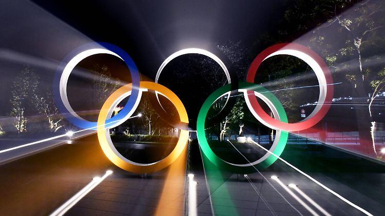 Olympia 2021 Wie Lange