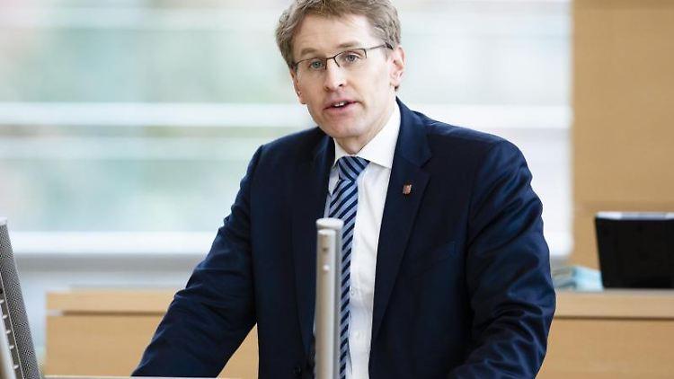 Der Ministerpräsident von Schleswig-Holstein, Daniel Günther. Foto: Frank Molter/dpa/Archivbild