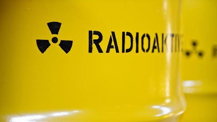 In Duisburg ist eine Anlage zur Bearbeitung radioaktiver Abfälle endgültig geschlossen worden. Foto: Andreas Endermann/dpa/Archivbild