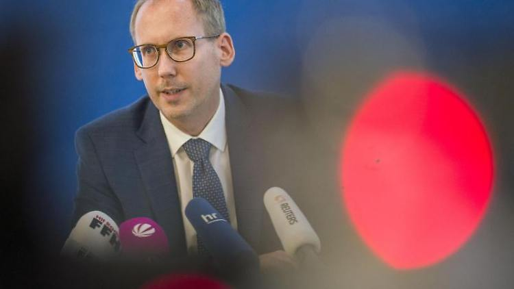 Hessens Sozialminister Kai Klose (Bündnis 90/Die Grünen). Foto: Frank Rumpenhorst/dpa/Archivbild