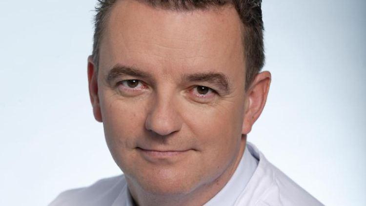 Clemens Wendtner, Chefarzt des Klinikums Schwabing. Foto: -/München Klinik/dpa/Archivbild