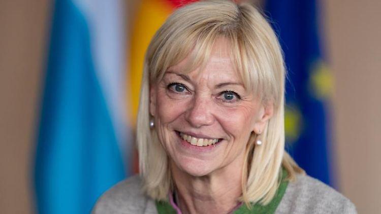 Bayerns Sozialministerin Carolina Trautner (CSU). Foto: Peter Kneffel/dpa/Archivbild