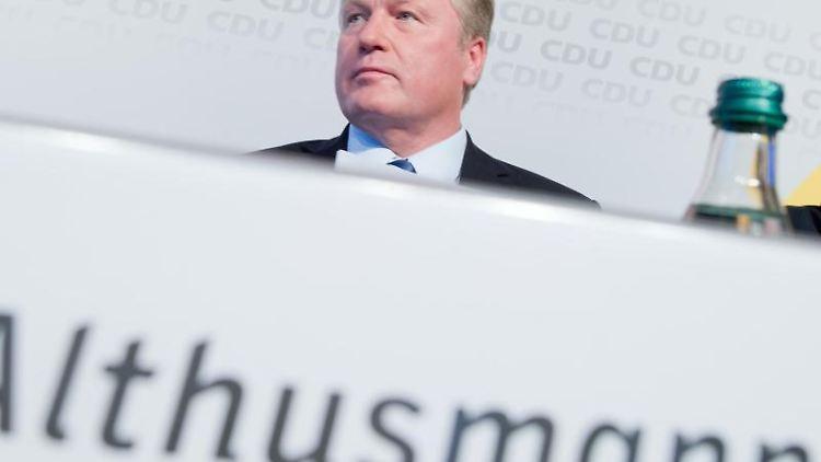 Bernd Althusmann (CDU), Wirtschaftsminister von Niedersachsen. Foto: picture alliance / Julian Stratenschulte/dpa/Archivbild