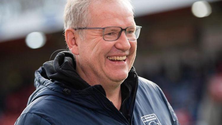 Holger Sanwald, Vorstandsvorsitzender des 1. FC Heidenheim. Foto: Tom Weller/dpa/Archivbild