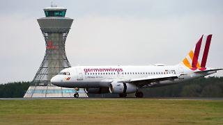 Der Flugbetrieb bei Germanwings wird eingestellt.