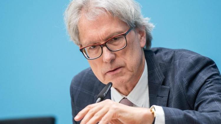 Matthias Kollatz (SPD), Finanzsenator von Berlin. Foto: Christophe Gateau/dpa