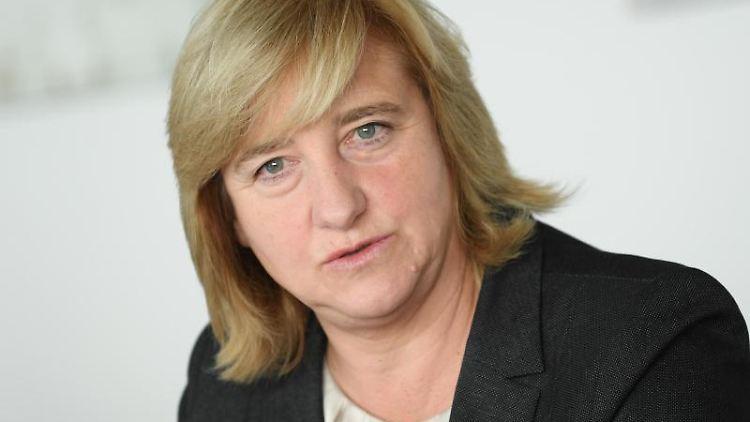 Eva Kühne-Hörmann (CDU), Justizministerin des Landes Hessen. Foto: Arne Dedert/dpa/Archivbild