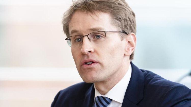 Daniel Günther (CDU), Ministerpräsident von Schleswig-Holstein. Foto: Frank Molter/dpa/Archivbild