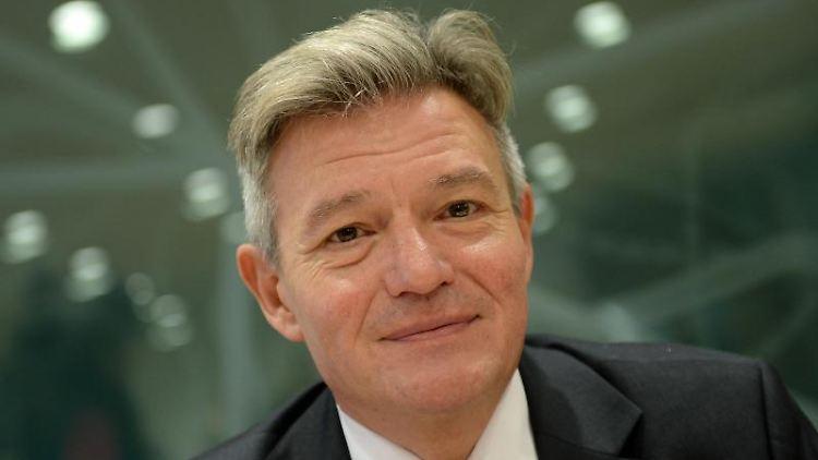Der bayrische SPD Fraktionsvorsitzende Horst Arnold. Foto: picture alliance/dpa/Archivbild