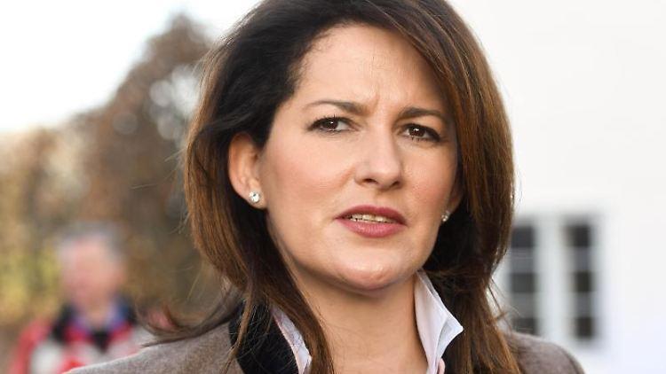 Michaela Kaniber (CSU), Agrarministerin von Bayern. Foto: Tobias Hase/dpa/Archivbild