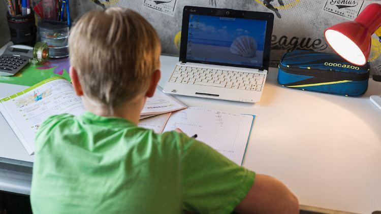 Ob die Kinder wirklich digital arbeiten können, hängt auch von den jeweiligen Lehrern ab.