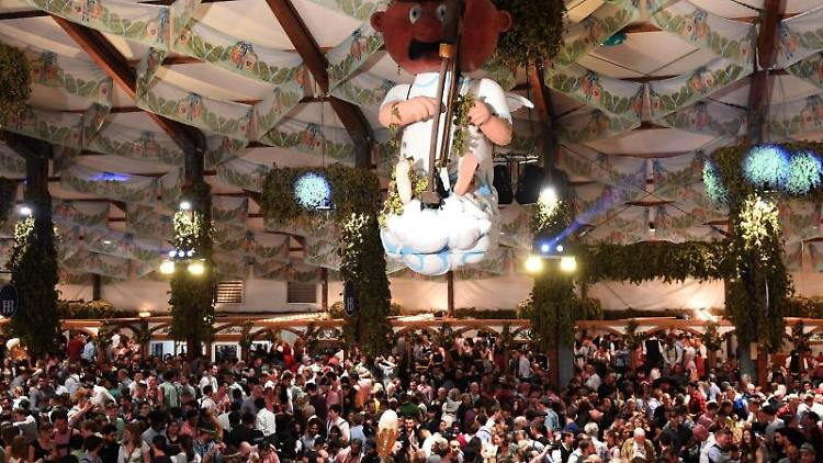 Bayern U0026quot Bild U0026quot Oktoberfest 2020 Wegen Corona Pandemie