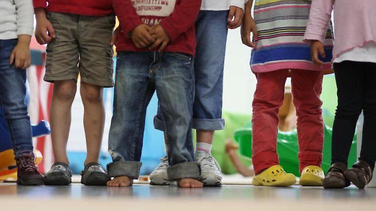 Kurzarbeit Kindergarten