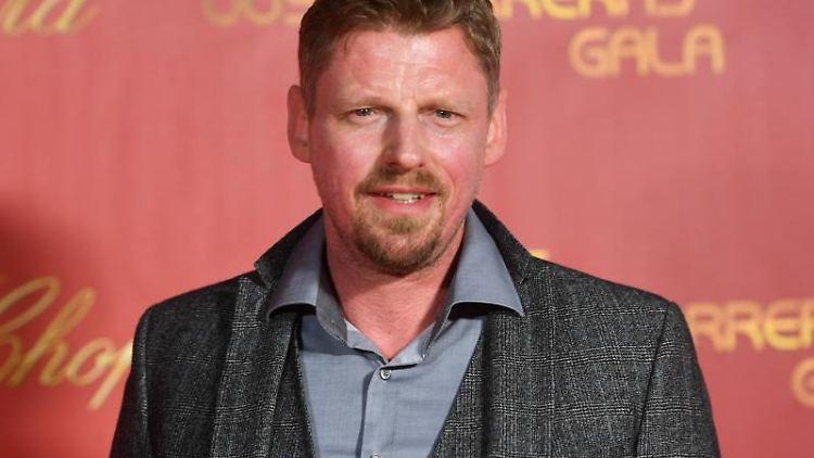 Martin Gruber, Schauspieler. Foto: Tobias Hase/dpa/Archivbild