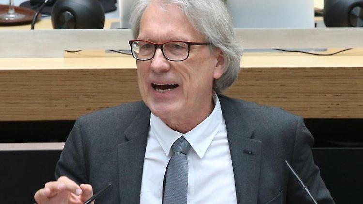 Matthias Kollatz (SPD), Finanzsenator von Berlin. Foto: Wolfgang Kumm/dpa/Archivbild