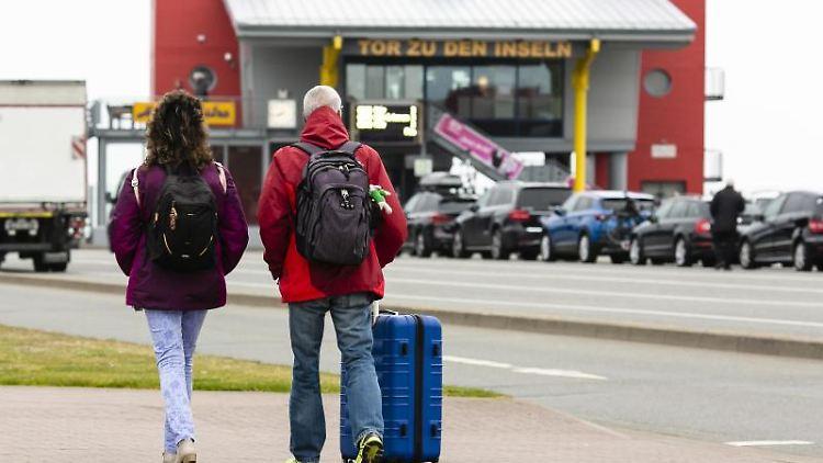 Tagestouristen Schleswig Holstein