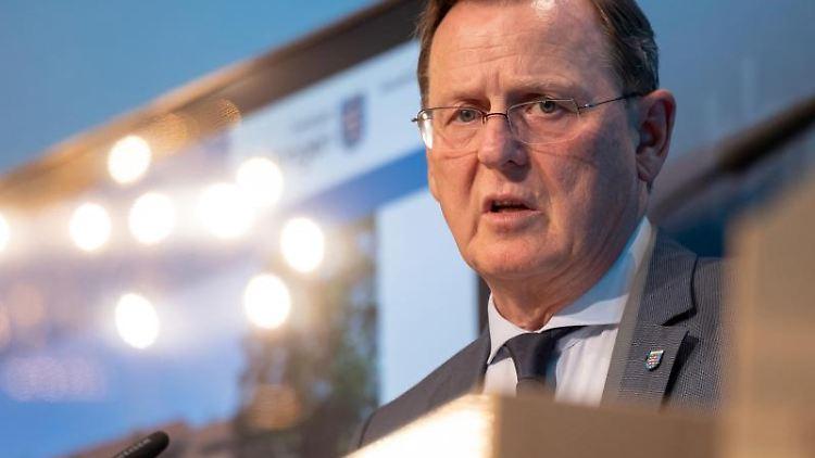 Bodo Ramelow, der Ministerpräsident von Thüringen. Foto: Michael Reichel/dpa-Zentralbild/dpa
