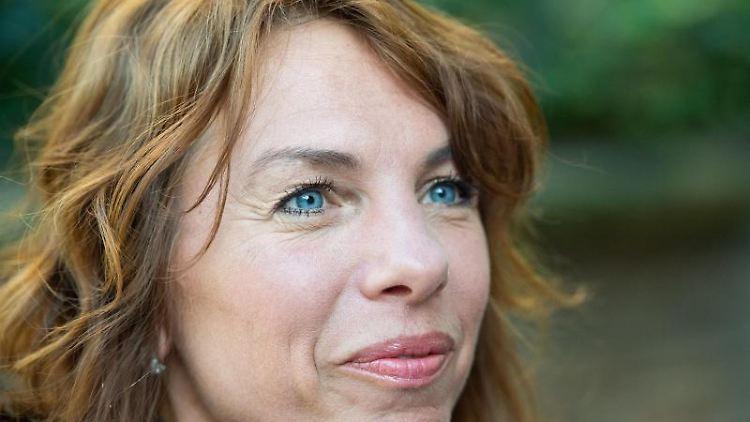 Susanna Karawanskij, Staatssekretärin für Infrastruktur. Foto: Christophe Gateau/dpa/Archivbild